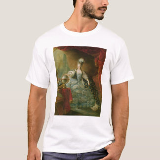 Retrato de la reina de Marie Antonieta de Francia Playera
