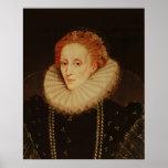 Retrato de la reina Elizabeth I Impresiones