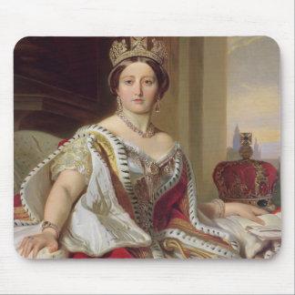 Retrato de la reina Victoria (1819-1901) 1859 (ace Alfombrilla De Ratones