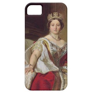 Retrato de la reina Victoria (1819-1901) 1859 Funda Para iPhone 5 Barely There