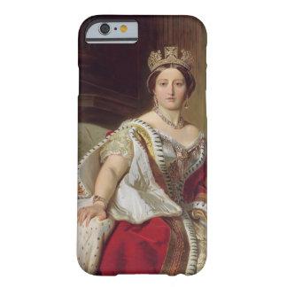 Retrato de la reina Victoria (1819-1901) 1859 Funda Para iPhone 6 Barely There