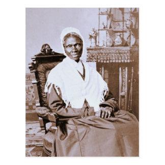 Retrato de la verdad del Sojourner circa 1870 Tarjeta Postal