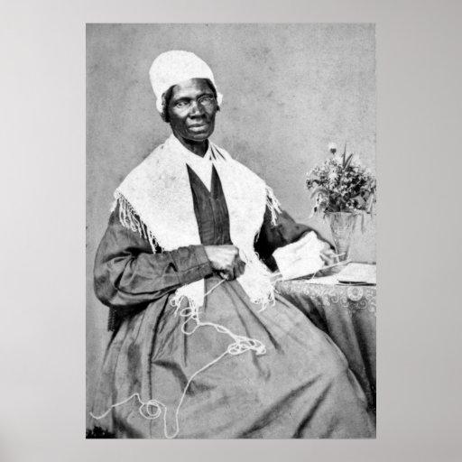 Retrato de la verdad del Sojourner Posters