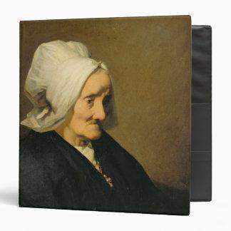 Retrato de la viuda Roumy