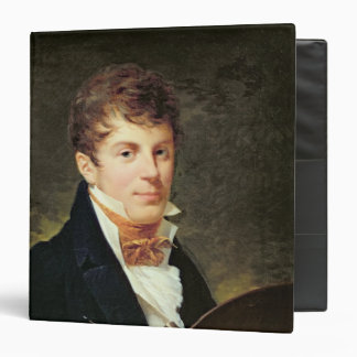 "Retrato de Lancelot Theodore Turpin de Crisse Carpeta 1 1/2"""