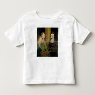 Retrato de las hermanas de Bronte, c.1834 T-shirt