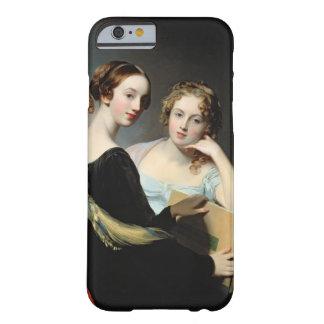 Retrato de las hermanas de McEuen, después de 1823 Funda Barely There iPhone 6