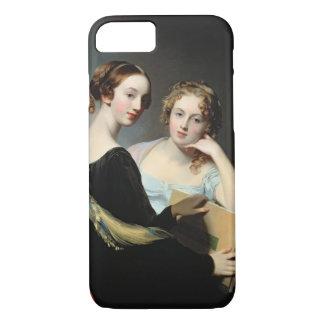 Retrato de las hermanas de McEuen, después de 1823 Funda iPhone 7