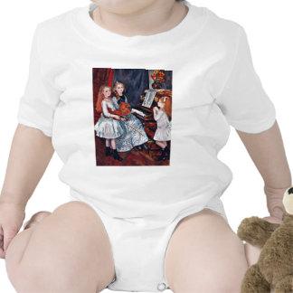 Retrato de las hijas de Catulle-Mendes Camisetas