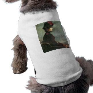 Retrato de las señoras de Lovis Corinto Camisetas De Perro