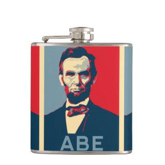 Retrato de Lincoln del estilo de la esperanza