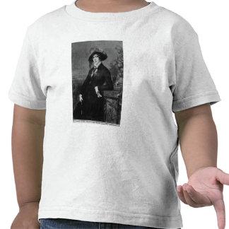 Retrato de Lola Montez, 1844 Camisetas