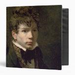 Retrato de los 1790s jovenes de Ingres