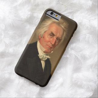 Retrato de los cabeza-y-hombros de Alexander Funda De iPhone 6 Barely There