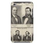 Retrato de los distribuidores autorizados de la ma iPod touch Case-Mate carcasas
