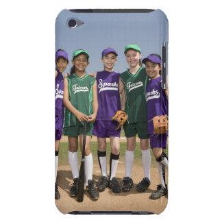 Retrato de los equipos de la liga pequeña Case-Mate iPod touch fundas