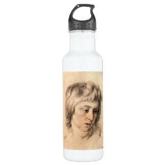 Retrato de los muchachos de Paul Rubens Botella De Agua De Acero Inoxidable