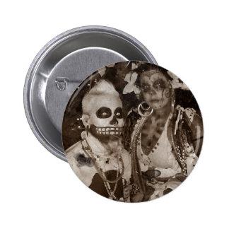 Retrato de los Undead Pins