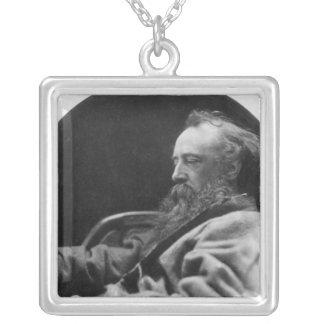 Retrato de los vatios de George Frederick Collar Plateado