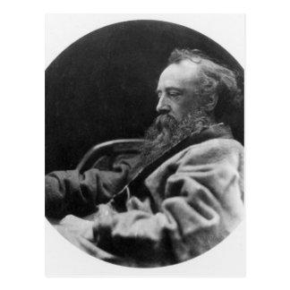 Retrato de los vatios de George Frederick Postales