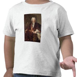 Retrato de Louis Galloche 1734 Camisetas