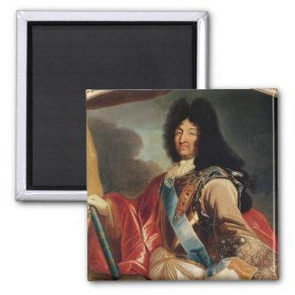 Retrato de Louis XIV 2 Imanes