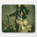 Retrato de Louis XIV Alfombrillas De Raton
