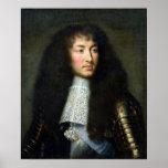 Retrato de Louis XIV Impresiones