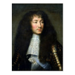 Retrato de Louis XIV Postales