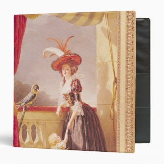 """Retrato de Louise-Elisabeth de Francia y ella Carpeta 1 1/2"""""""