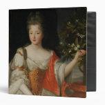 Retrato de Louise-Francoise de Borbón