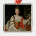 Retrato de Louise-Francoise de Borbón Ornamentos Para Reyes Magos