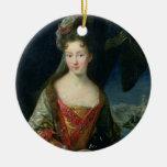 Retrato de Louise-Hipólito (1687-1731), princesa Ornatos
