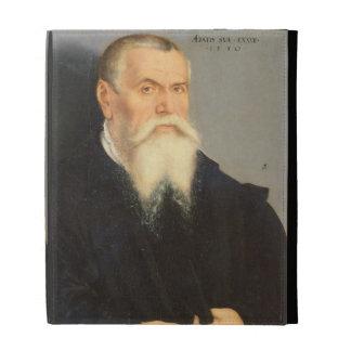 Retrato de Lucas Cranach la anciano (1472-1553) 15