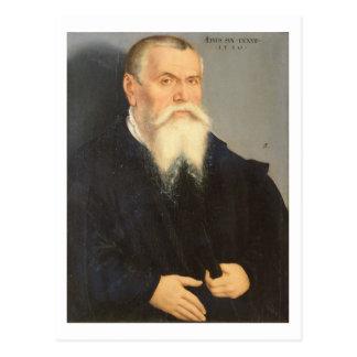 Retrato de Lucas Cranach la anciano 1472-1553 15 Postales