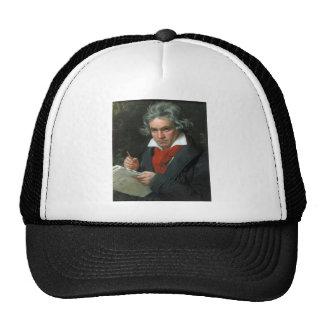 Retrato de Ludwig van Beethoven Gorras De Camionero