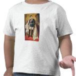 Retrato de Luis II de Baviera en uniforme Camiseta