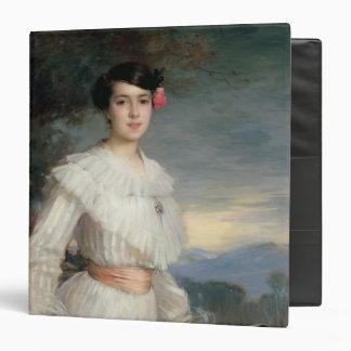 Retrato de Madeleine Reclus, 1902