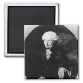 Retrato de Manuel Kant Iman