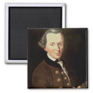 Retrato de Manuel Kant Iman De Frigorífico