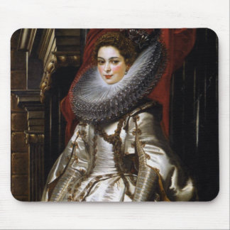 Retrato de Marchesa Brigida Spinola Doria Tapete De Ratones