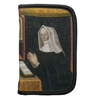 Retrato de Margaret Beaufort, condesa de Richmon Planificador