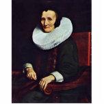 Retrato de Margaretha De Geer, esposa del viaje de Escultura Fotografica