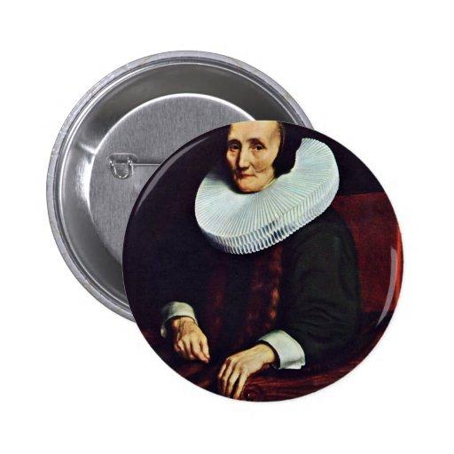 Retrato de Margaretha De Geer, esposa del viaje de Pins