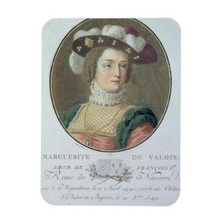 Retrato de Marguerite de Valois (1492-1549), 1787 Imán Flexible