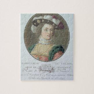 Retrato de Marguerite de Valois (1492-1549), 1787 Rompecabezas Con Fotos