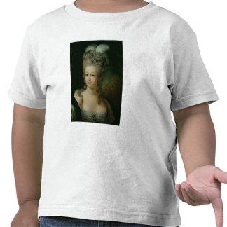 Retrato de Marie-Antonieta Camiseta
