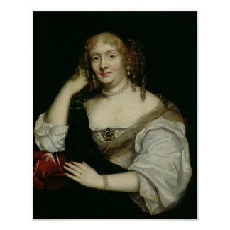 Retrato de Marie de Rabutin-Chantal Marquise Impresiones