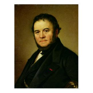 Retrato de Marie Enrique Beyle, conocido como Postal