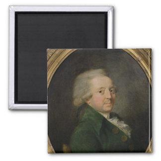 Retrato de Marie-Jean-Antoine-Nicolás Iman De Frigorífico
